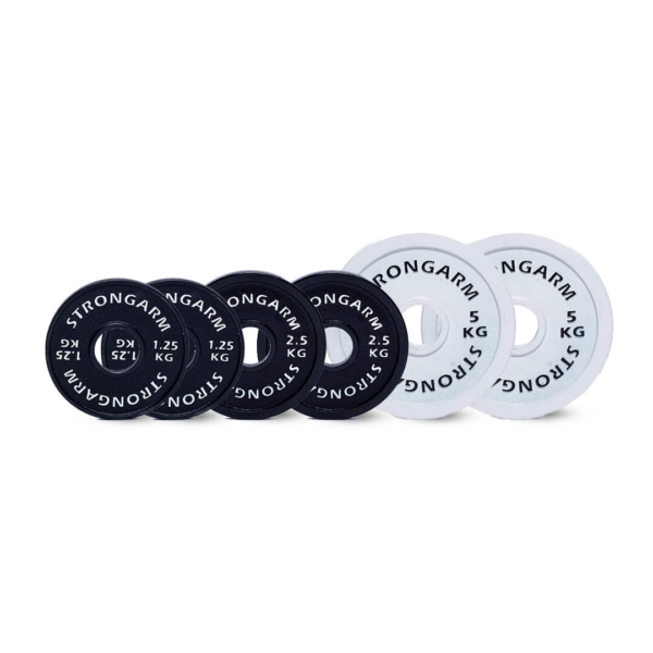 Calibrated Powerlifiting Plate Set of 17.5kg