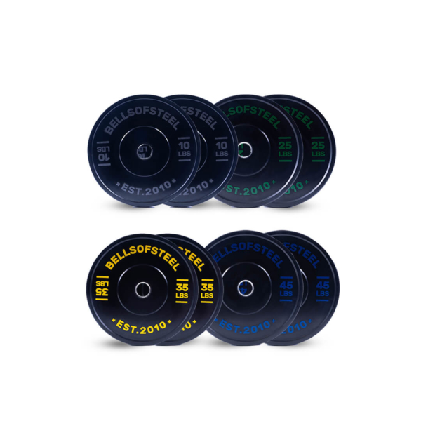 Dead Bounce Conflict plates set of 230 lbs