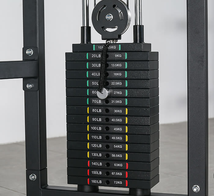 Rubber Encased Weights